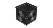 Дренажные системы Gidrolica в Туле Точечный дренаж. Дождеприемник пластиковый 300*300