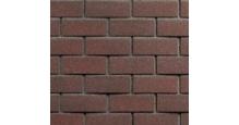 Фасадная плитка HAUBERK в Туле Обожжённый кирпич