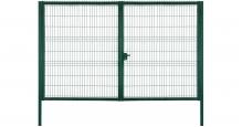 Панельные ограждения в толщине 1,2 мм Grand Line в Туле Ворота